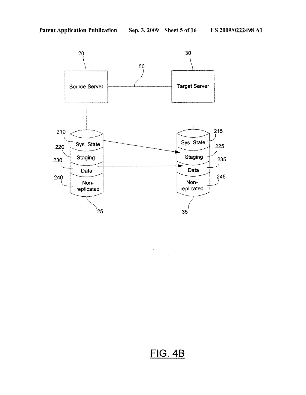 SYSTEM AND METHOD FOR SYSTEM STATE REPLICATION - diagram, schematic, and image 06