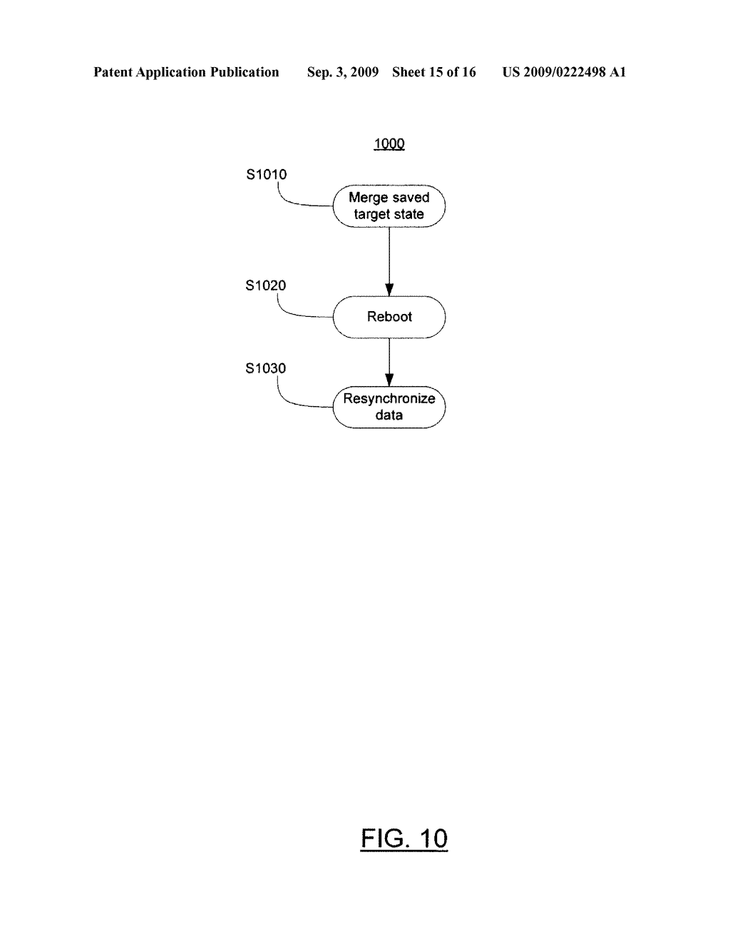 SYSTEM AND METHOD FOR SYSTEM STATE REPLICATION - diagram, schematic, and image 16