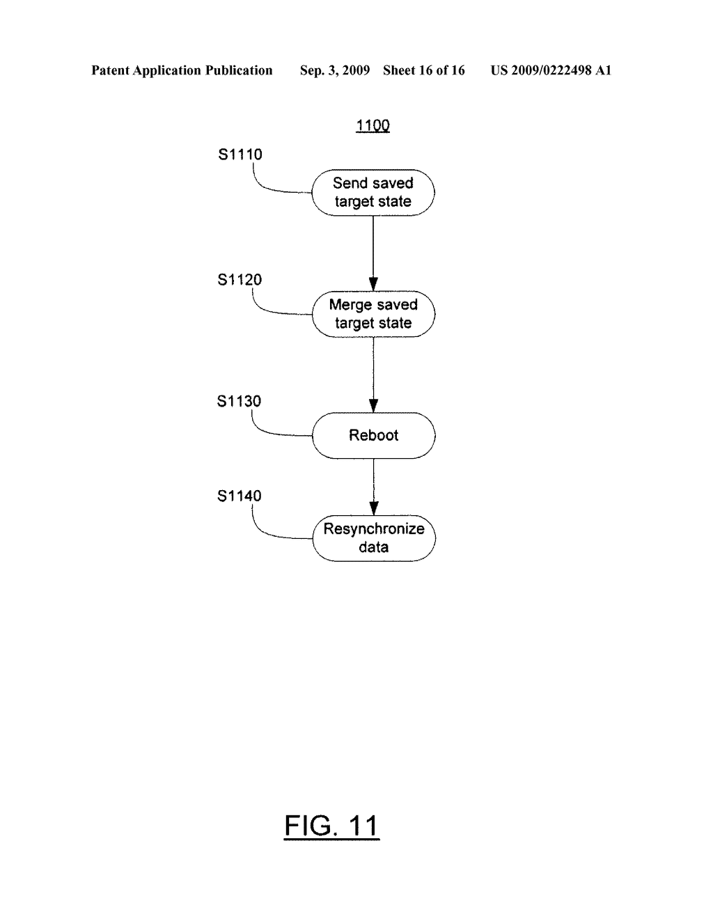 SYSTEM AND METHOD FOR SYSTEM STATE REPLICATION - diagram, schematic, and image 17