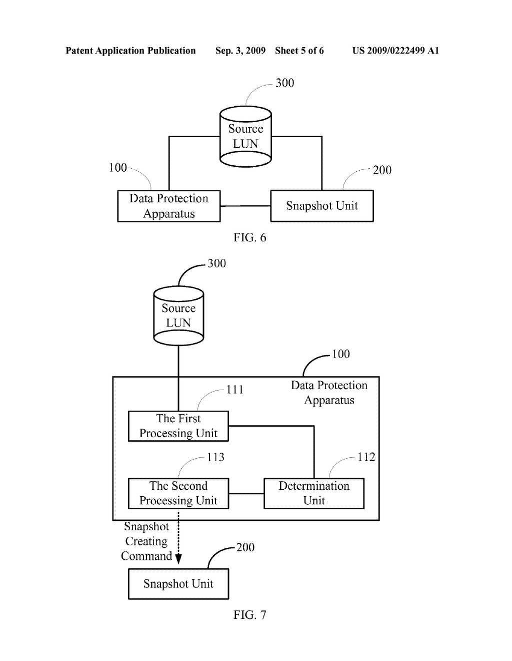 METHOD, APPARATUS AND STORAGE DEVICE FOR DATA PROTECTION - diagram, schematic, and image 06