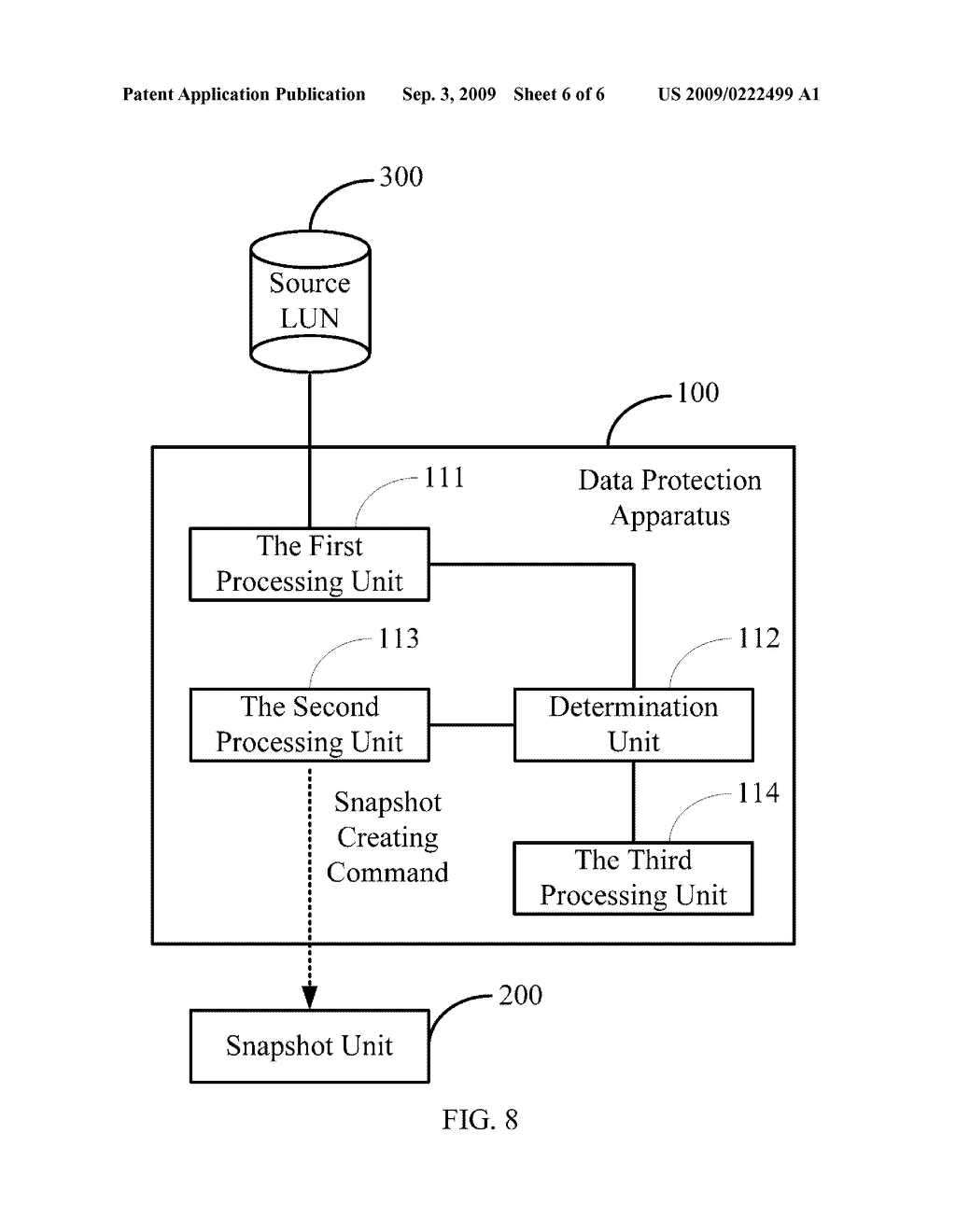 METHOD, APPARATUS AND STORAGE DEVICE FOR DATA PROTECTION - diagram, schematic, and image 07