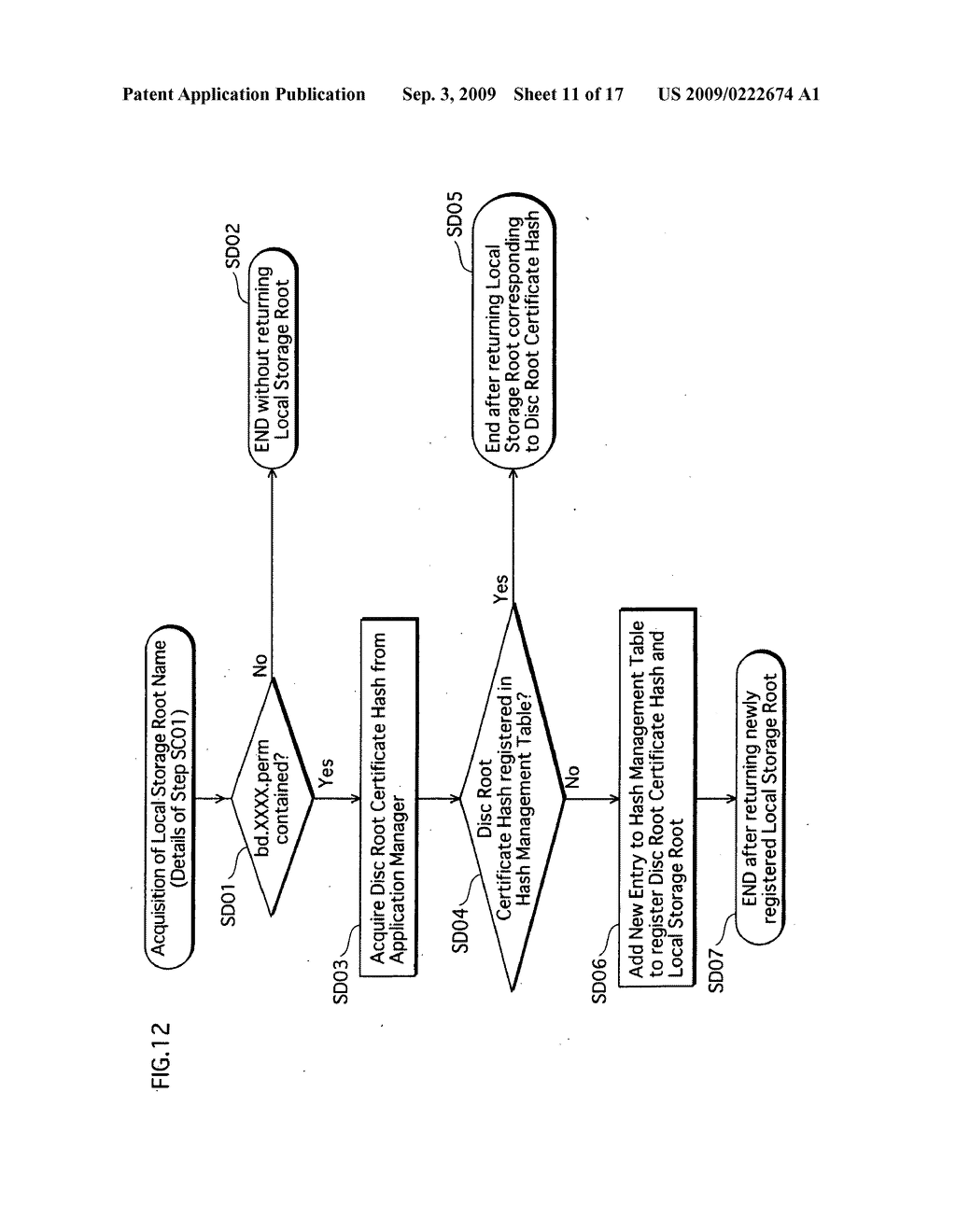 APPLICATION EXECUTING DEVICE, MANAGING METHOD, AND PROGRAM - diagram, schematic, and image 12