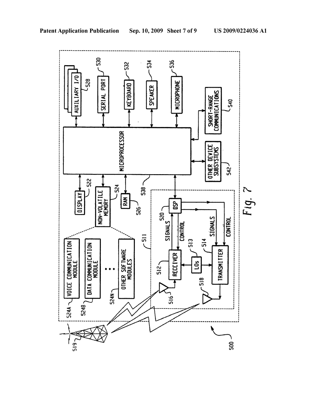 System And Method Of Operation Control On An Electronic Device - diagram, schematic, and image 08
