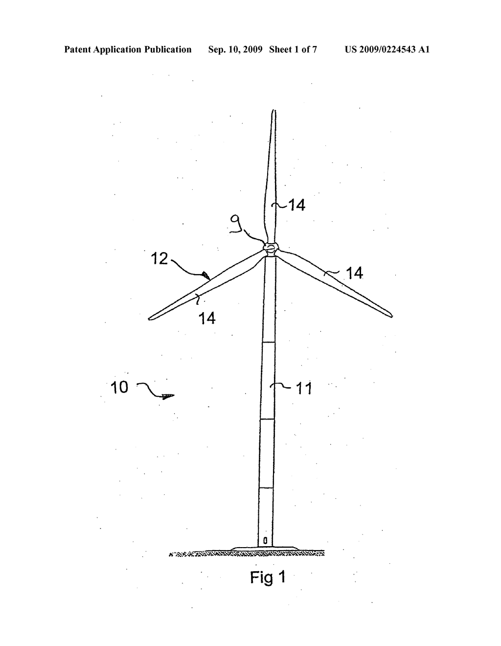 Wind Power Plant Diagram