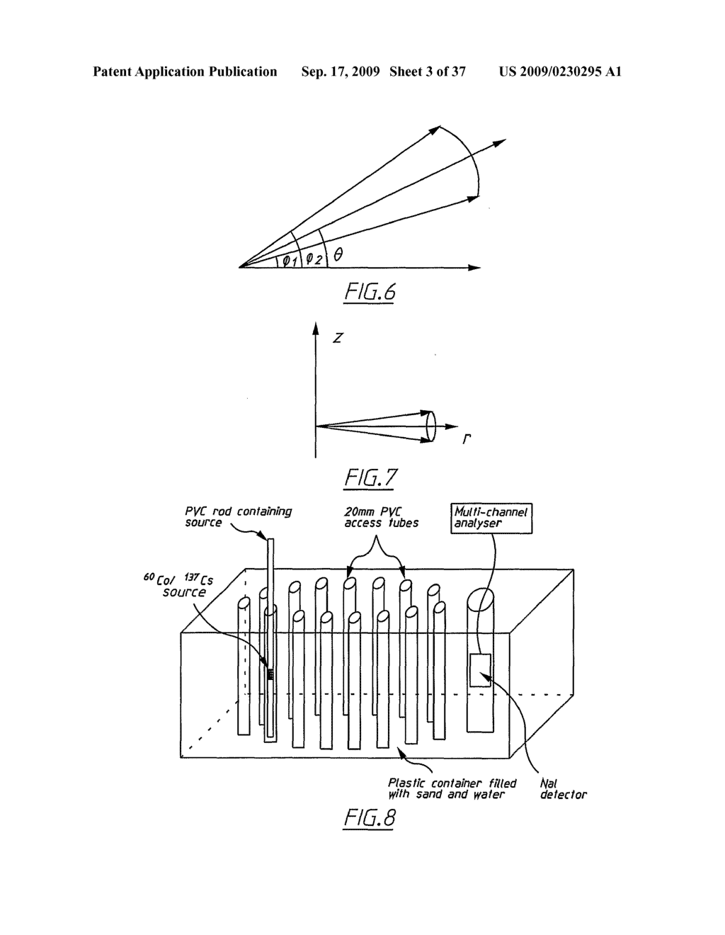 MEASUREMENT OF HYDRAULIC CONDUCTIVITY USING A RADIOACTIVE OR ACTIVATABLE TRACER - diagram, schematic, and image 04