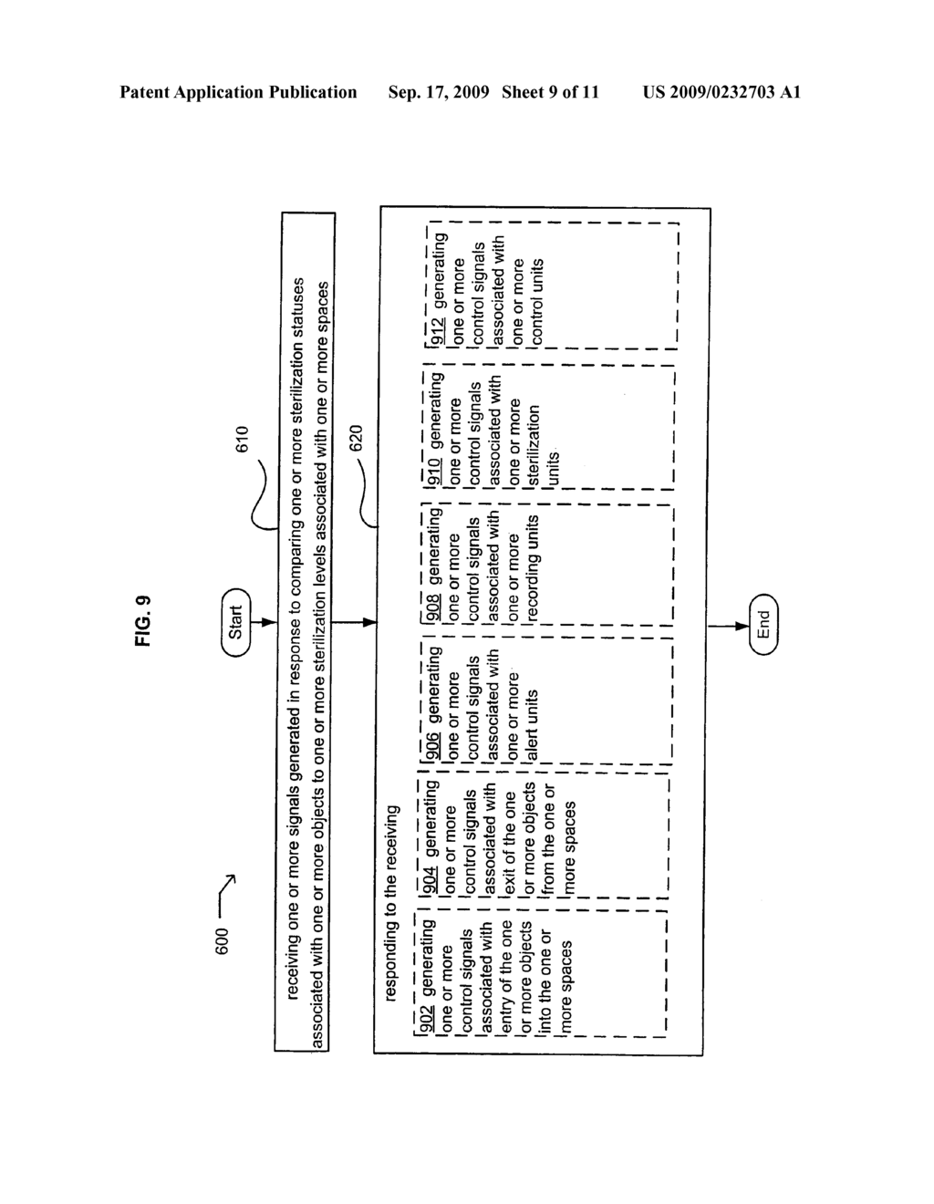 Methods and systems for monitoring sterilization status - diagram, schematic, and image 10