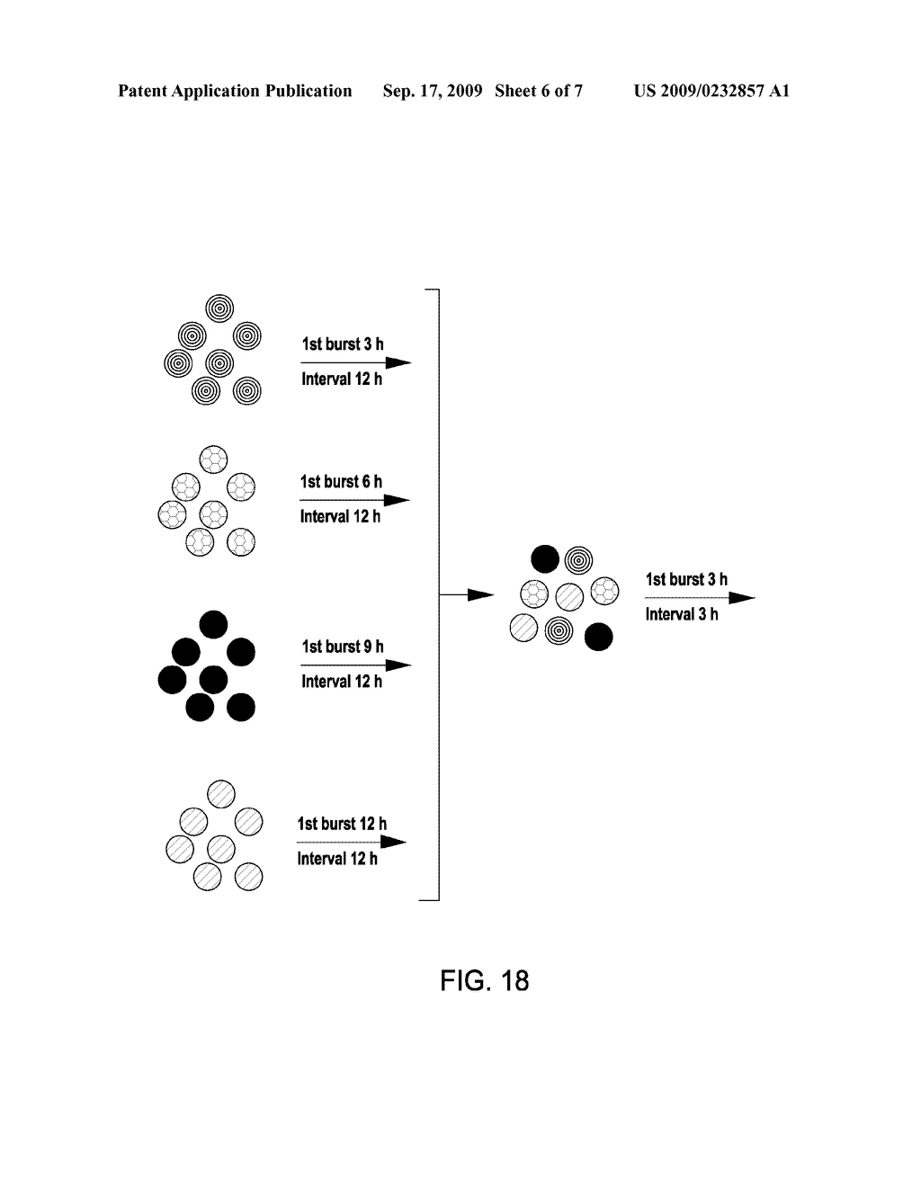 METHOD AND PROCESS FOR THE PRODUCTION OF MULTI-COATED RECOGNITIVE AND RELEASING SYSTEMS - diagram, schematic, and image 07