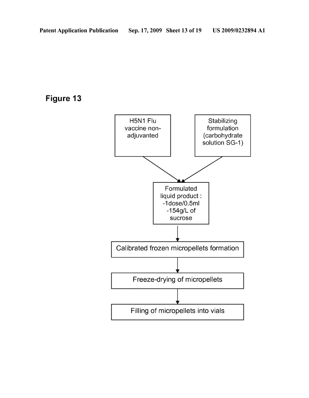 Process for Stabilizing an Adjuvant Containing Vaccine Composition - diagram, schematic, and image 14