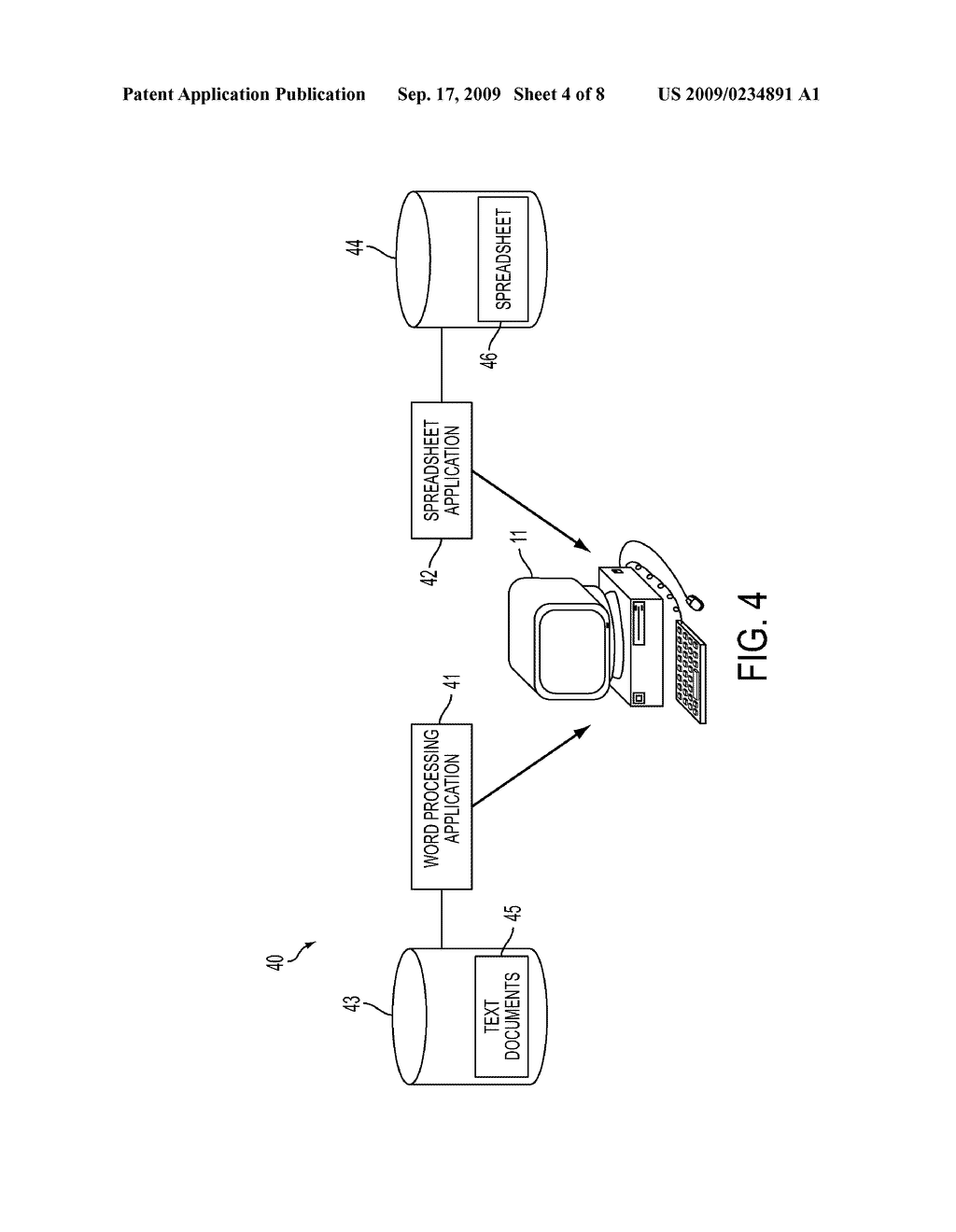 System And Method For Providing A Synchronized Data Rerepresentation - diagram, schematic, and image 05