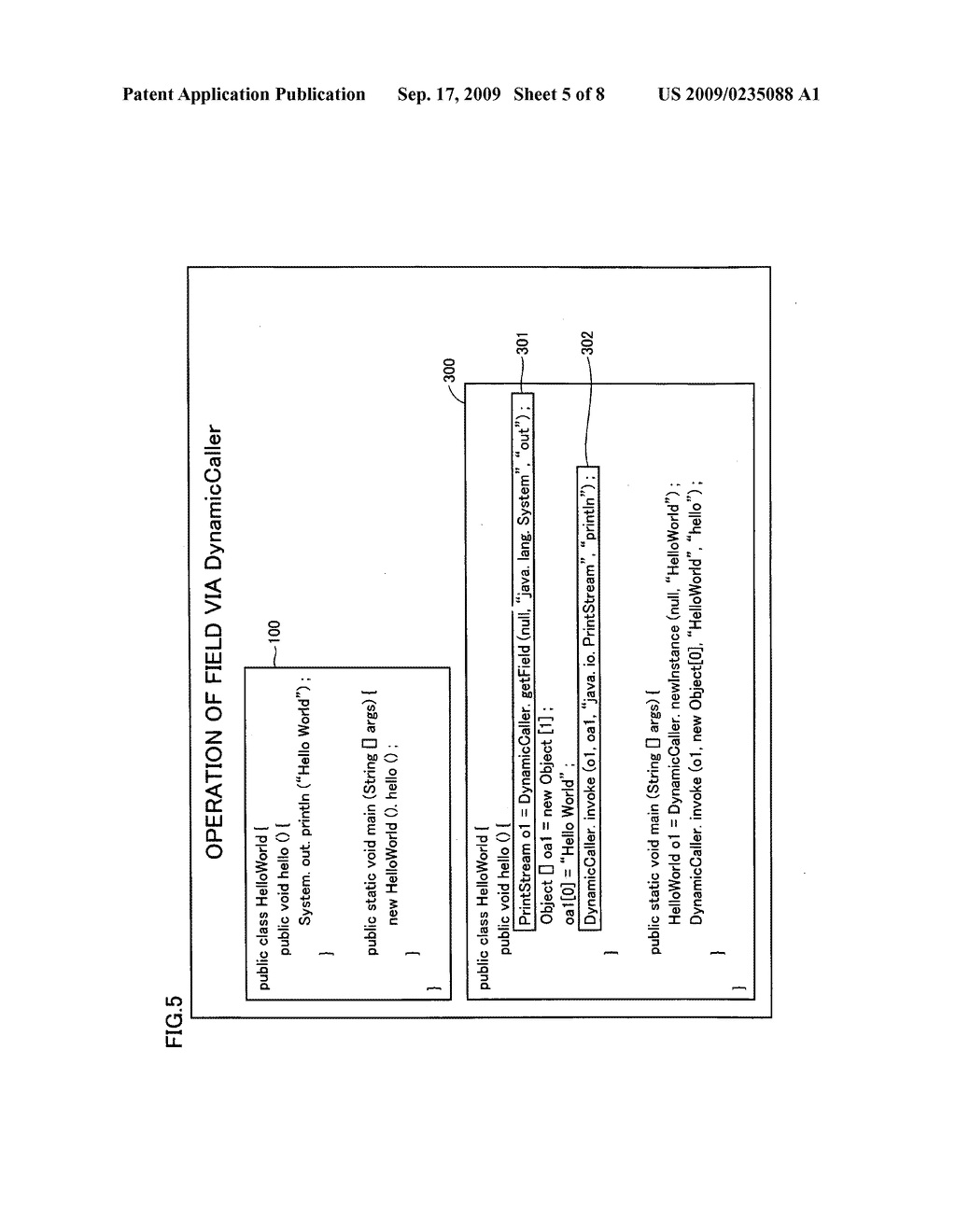 Program conversion device, execution support device, and method and computer program for the same - diagram, schematic, and image 06