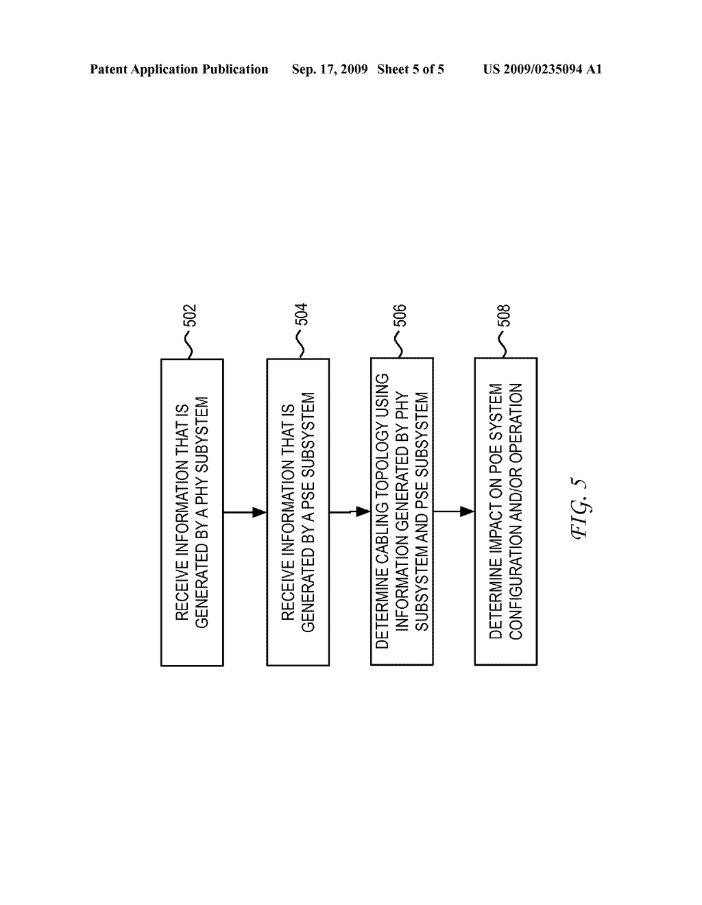 SYSTEM AND METHOD FOR USING AN ETHERNET PHYSICAL LAYER DEVICE TO IDENTIFY CABLING TOPOLOGIES - diagram, schematic, and image 06