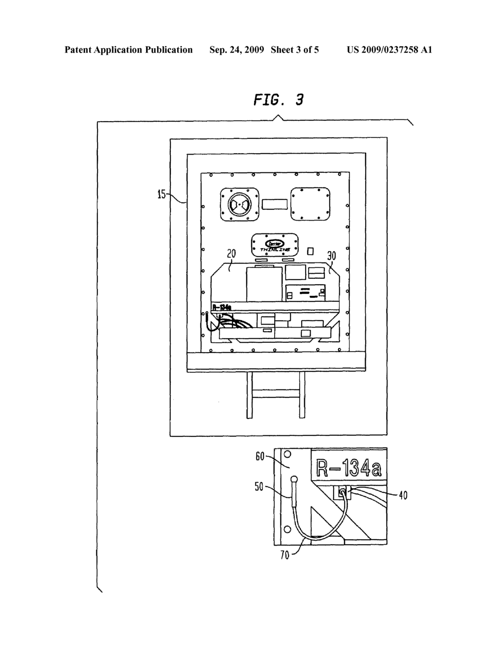 Apparatus And Method For Wireless Monitoring - diagram, schematic, and image 04