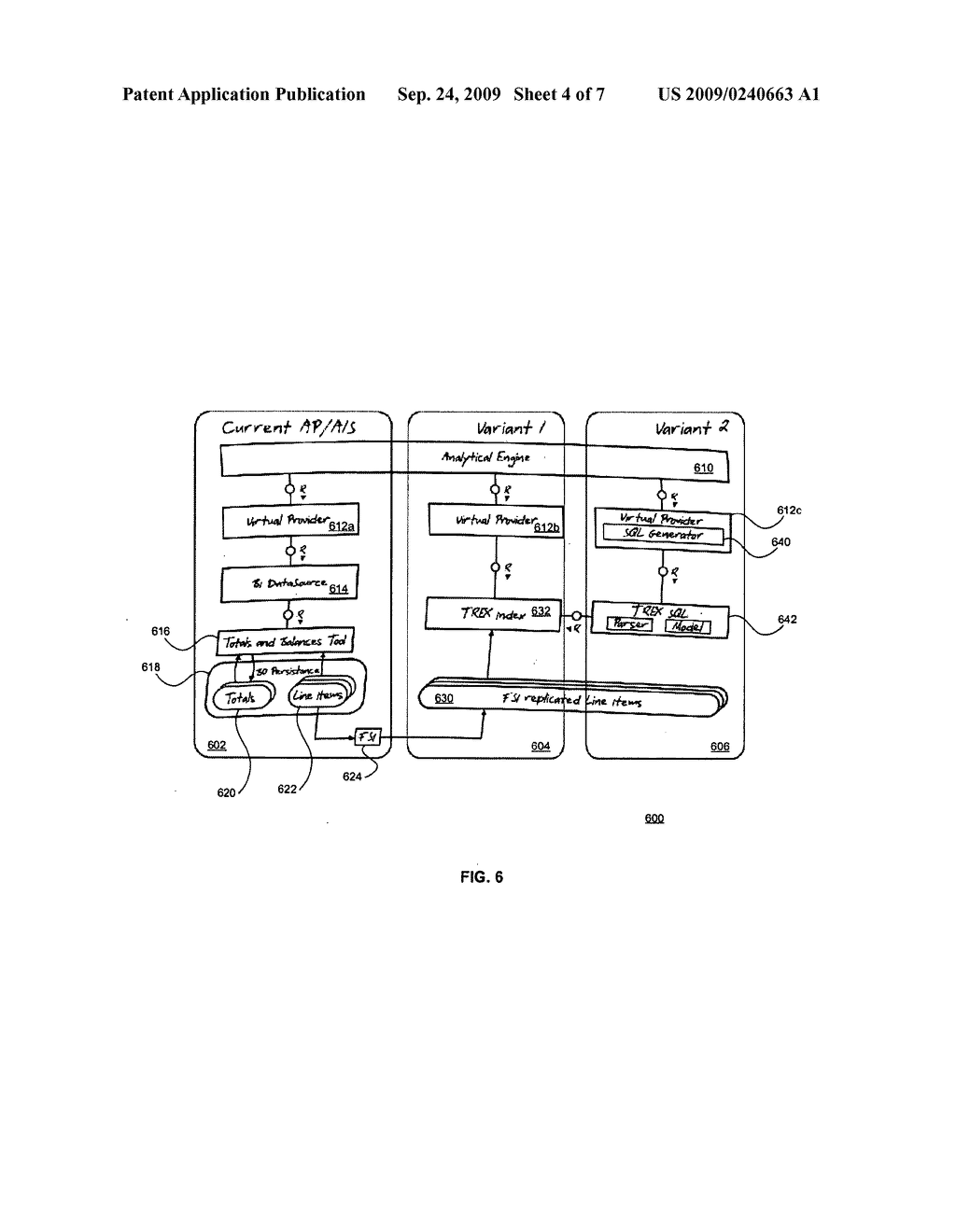 ETL-Less Zero-Redundancy System and Method for Reporting OLTP Data - diagram, schematic, and image 05