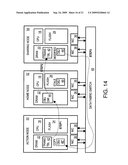 Scalable Database Management Software on a Cluster of Nodes Using a Shared-Distributed Flash Memory diagram and image