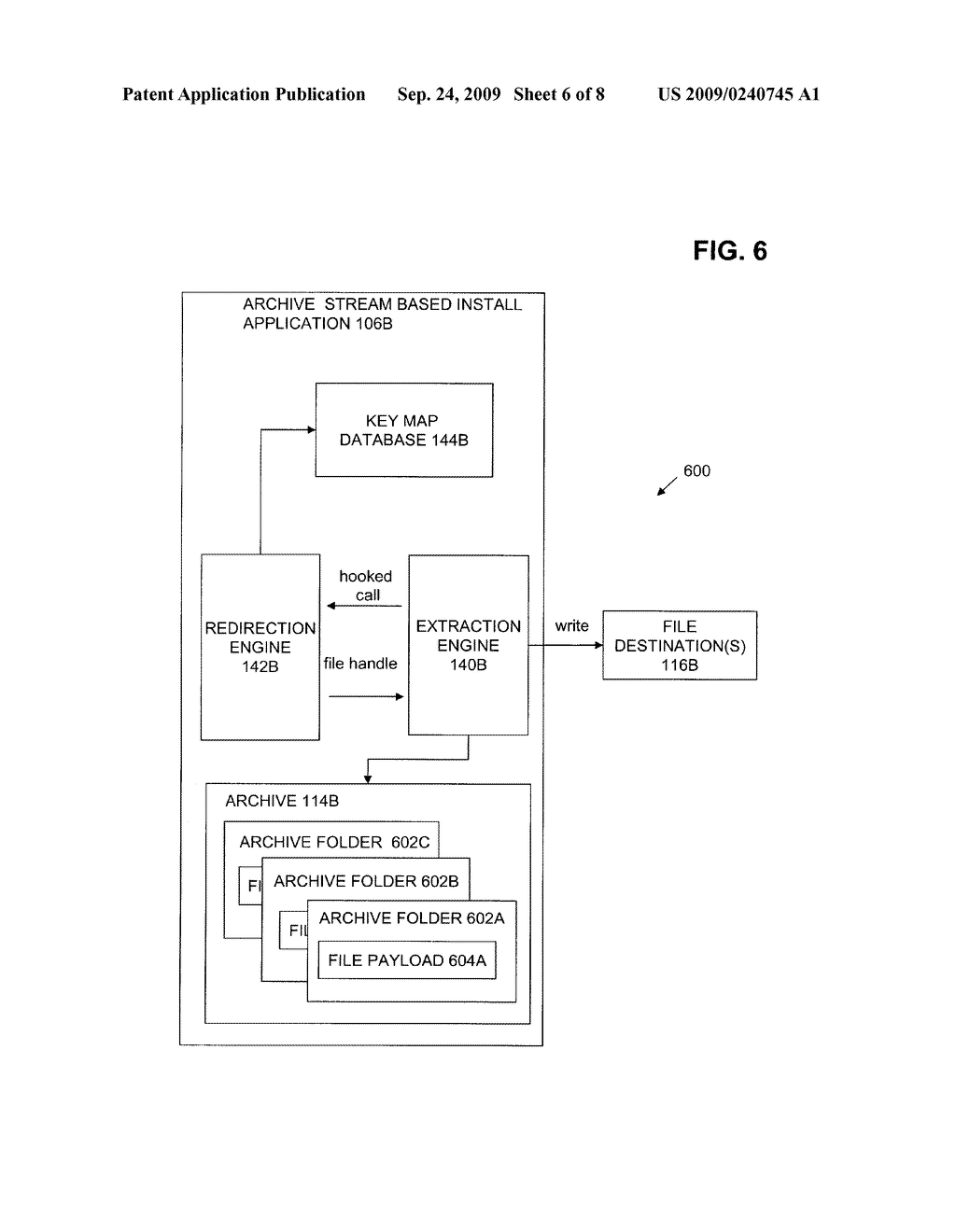 ARCHIVE STREAM BASED INSTALL - diagram, schematic, and image 07
