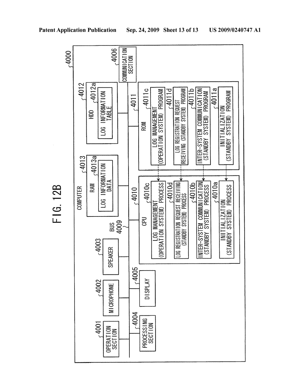 INFORMATION PROCESSING APPARATUS, INFORMATION PROCESSING METHOD, AND RECORDING MEDIUM THAT RECORDS HISTORY INFORMATION CONTROL PROGRAM - diagram, schematic, and image 14