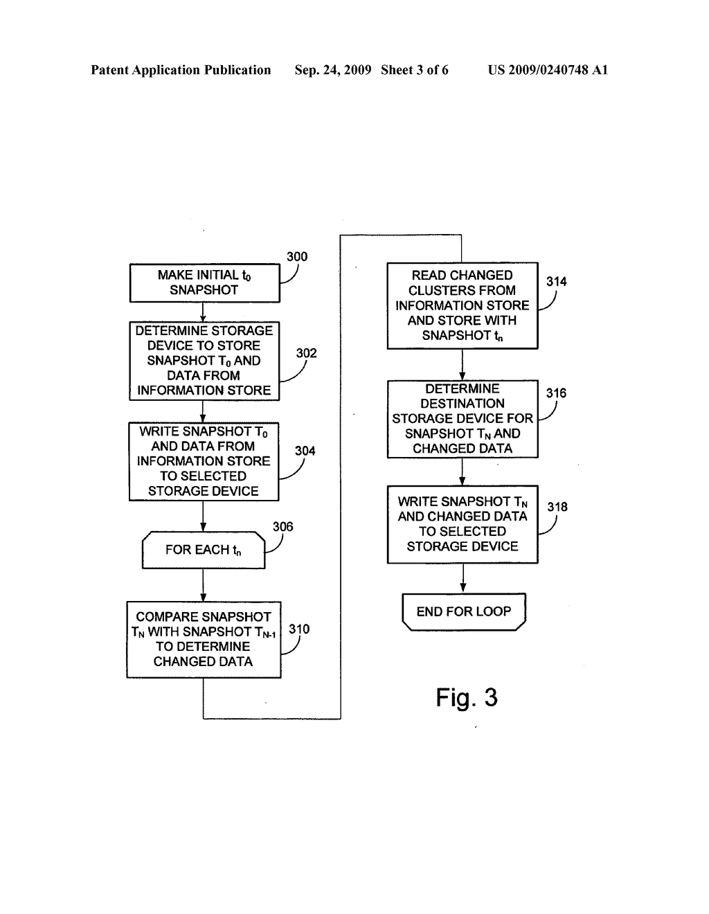 SYSTEM AND METHOD FOR PERFORMING AN IMAGE LEVEL SNAPSHOT AND FOR RESTORING PARTIAL VOLUME DATA - diagram, schematic, and image 04