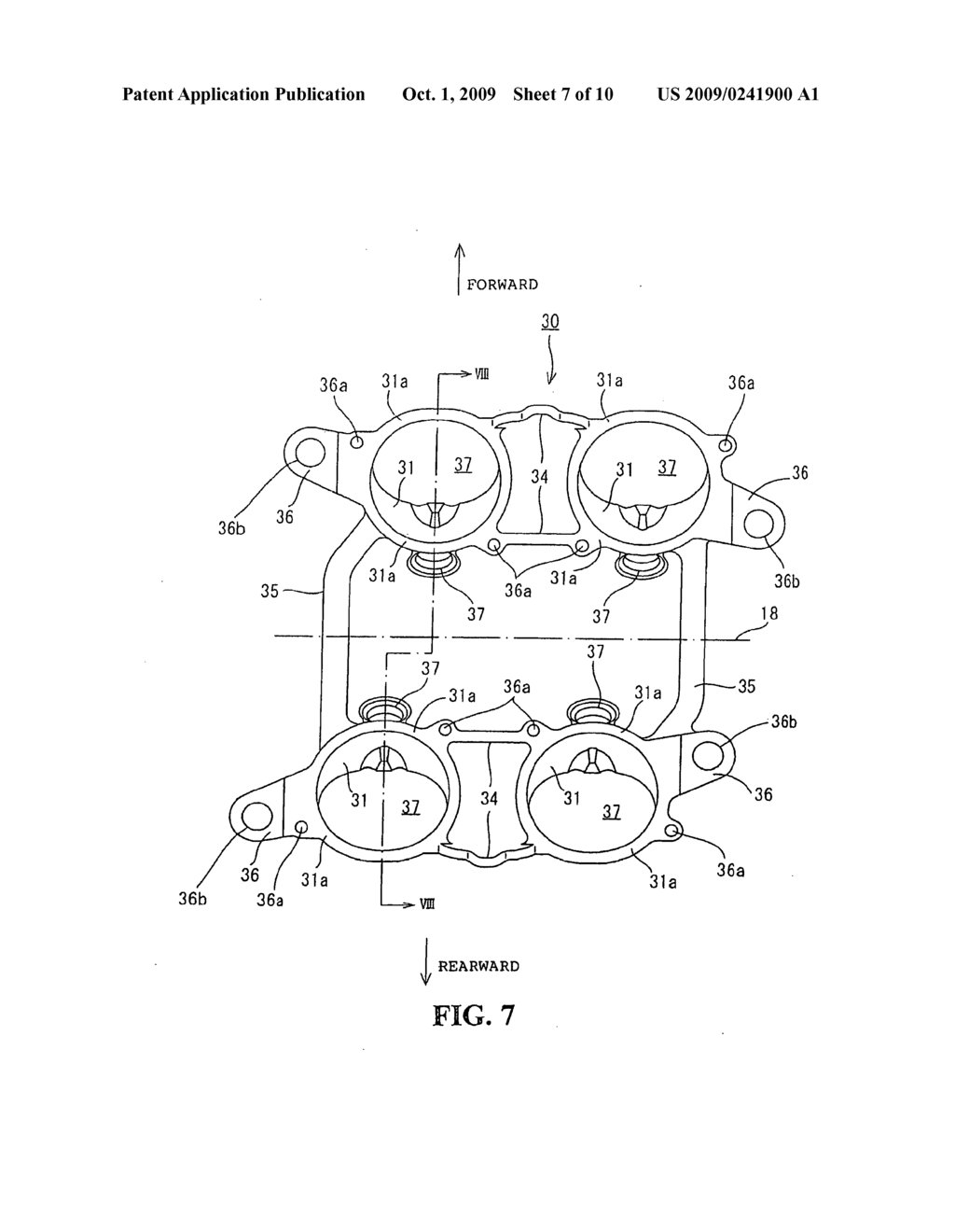 intake air control system of v type internal combustion engine rh patentsencyclopedia com