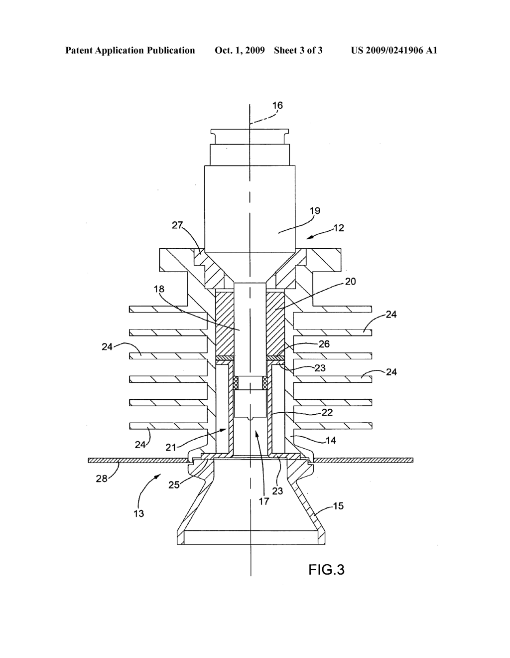 Mounting Device For An Injector In Exhaust System Of Internal Combustion Engine Diagram Schematic And Image 04