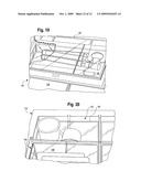 MEDICATION CART DRAWER LINER AND METHOD FOR USING SAME TO REDUCE NOSOCOMIAL INFECTIONS diagram and image