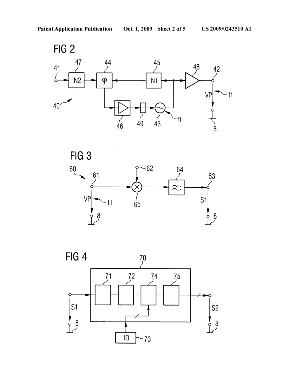Circuit Arrangement And Method For Controlling An Electrical Load Diagram Schematic Image 03