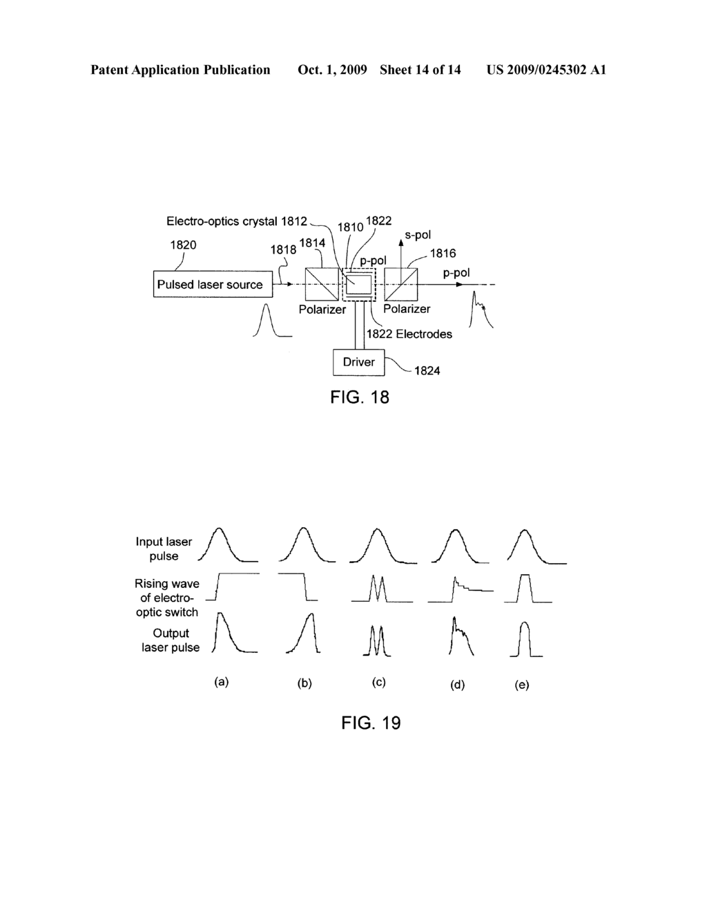 METHODS AND SYSTEMS FOR DYNAMICALLY GENERATING TAILORED LASER PULSES - diagram, schematic, and image 15
