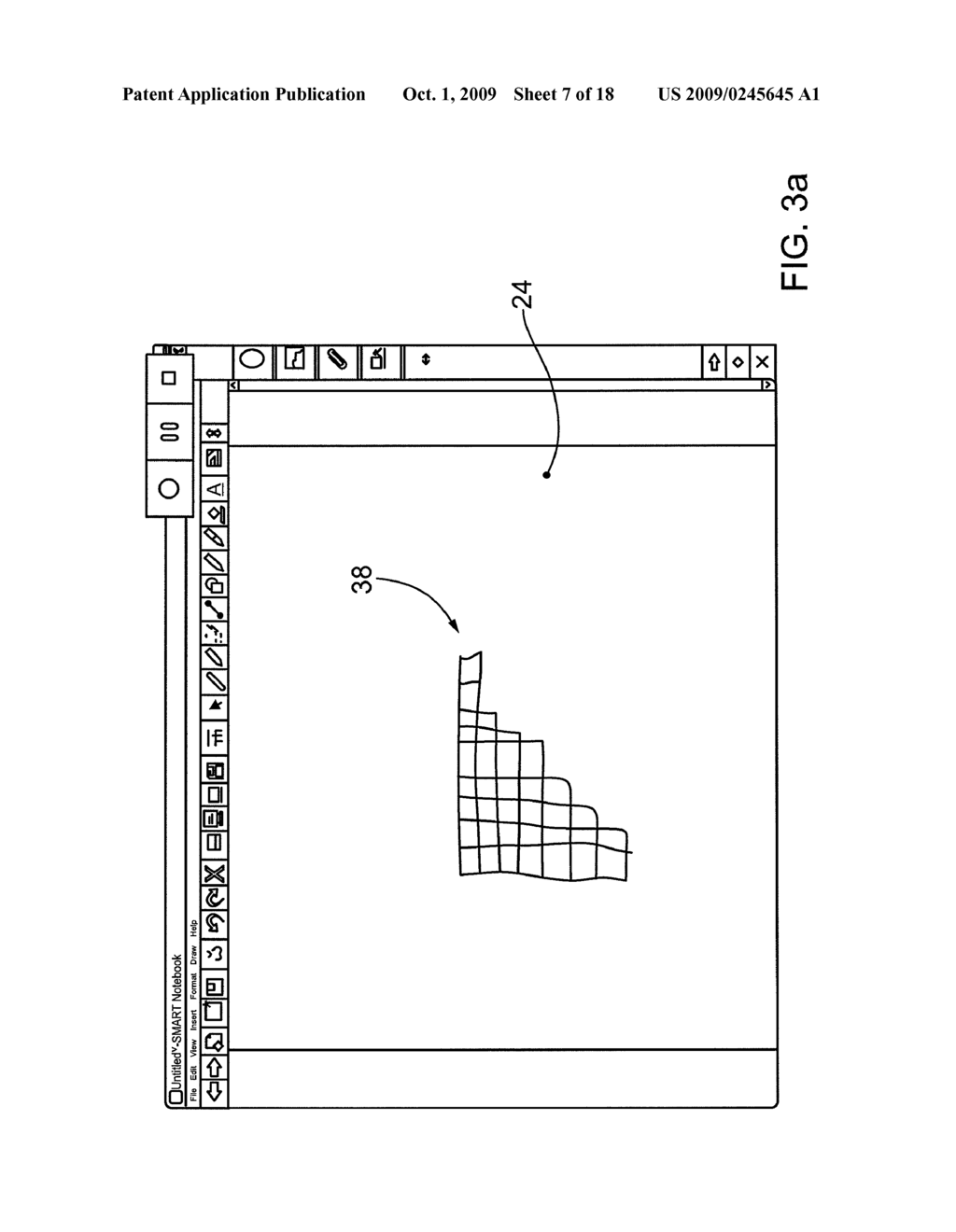 METHOD AND TOOL FOR RECOGNIZING A HAND-DRAWN TABLE - diagram