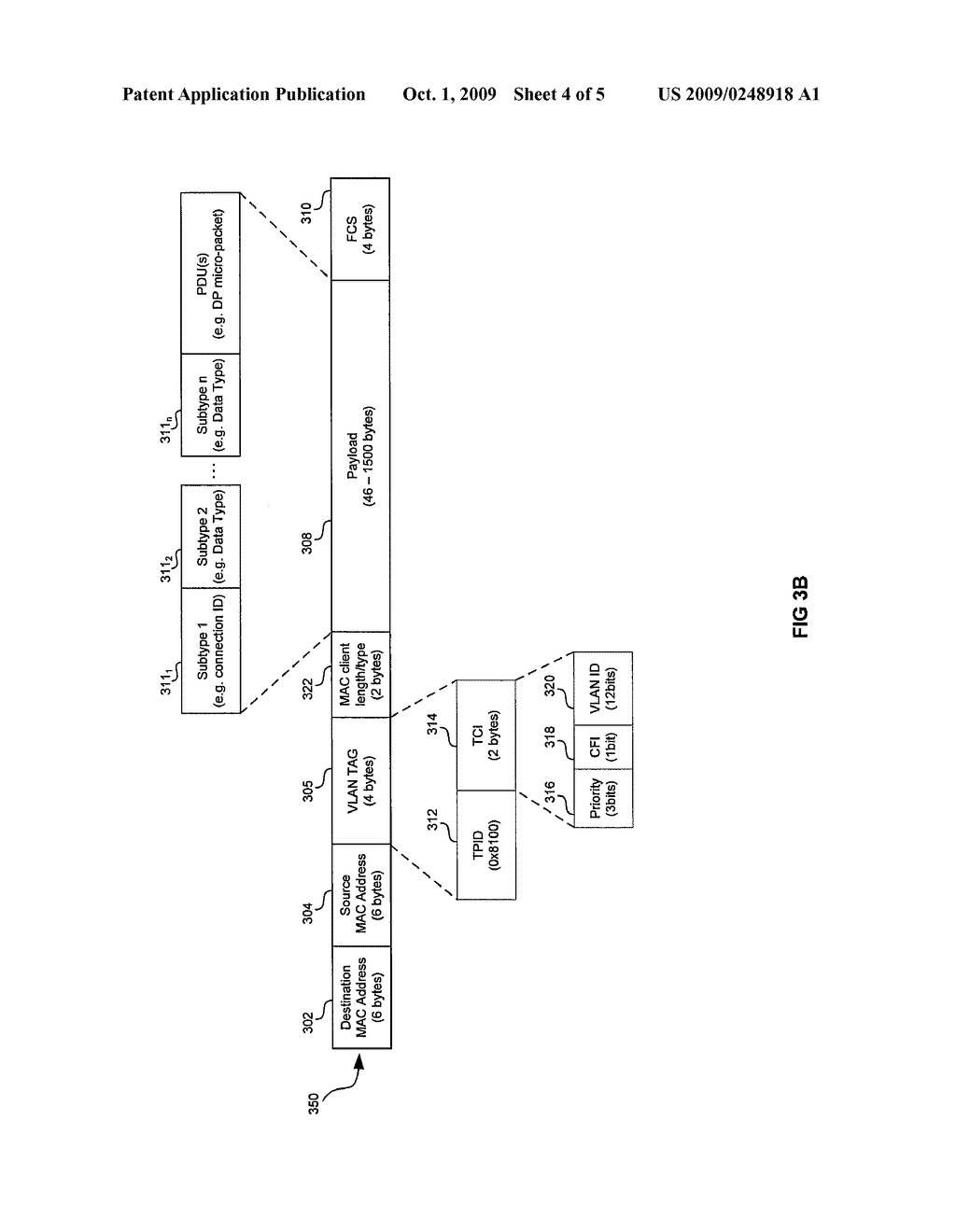 METHOD AND SYSTEM FOR A USB ETHERTYPE TO TUNNEL USB OVER ETHERNET - diagram, schematic, and image 05