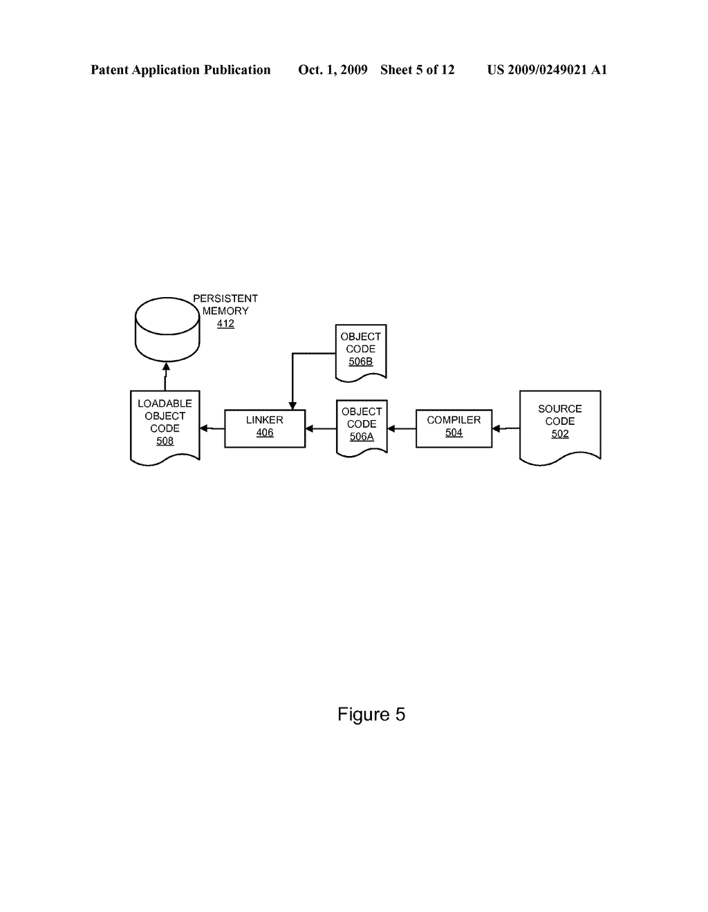 Method And Systems For Invoking An Advice Operation Associated With A Joinpoint - diagram, schematic, and image 06