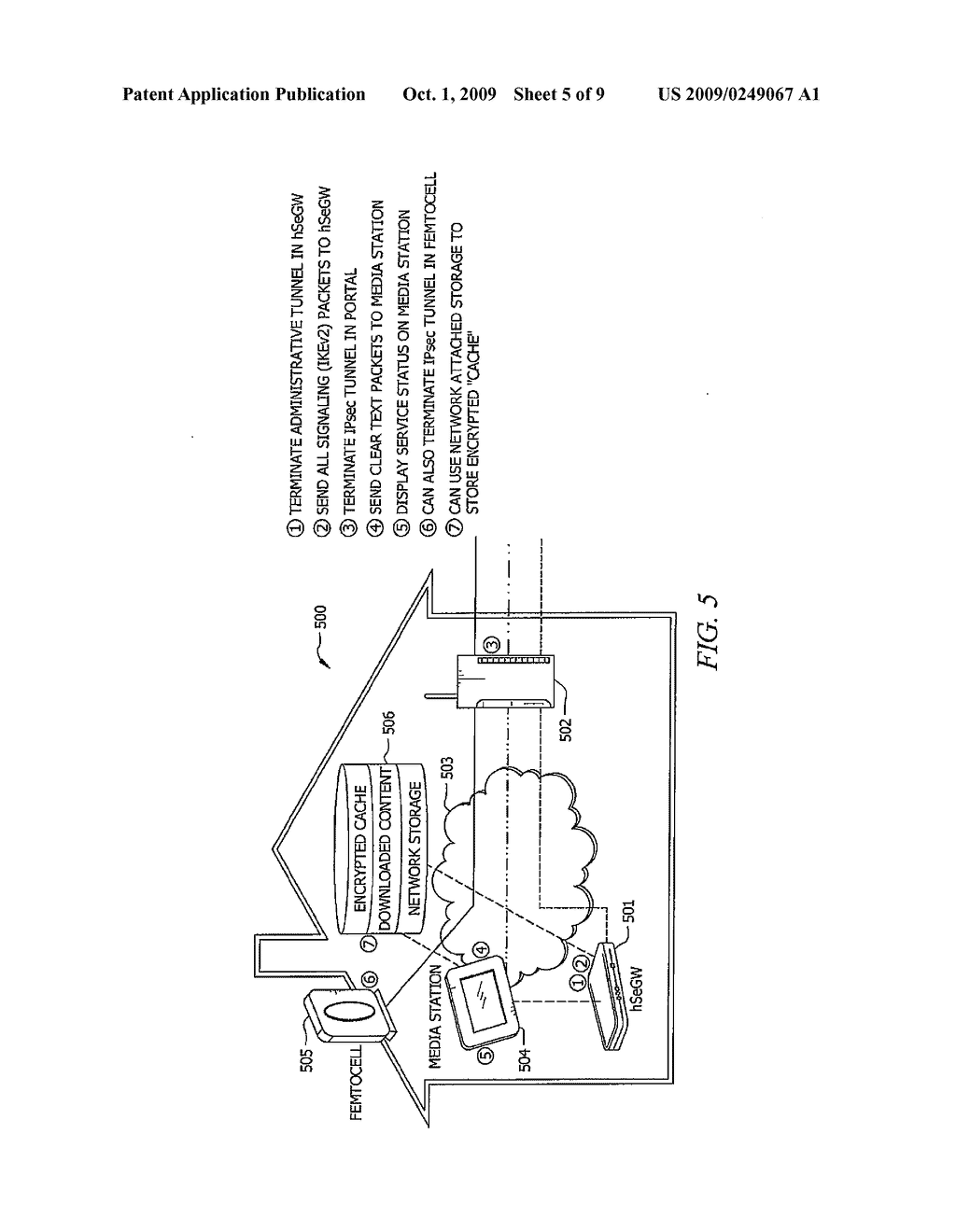 System and Method for Pre-Placing Secure Content on an End User Storage Device - diagram, schematic, and image 06