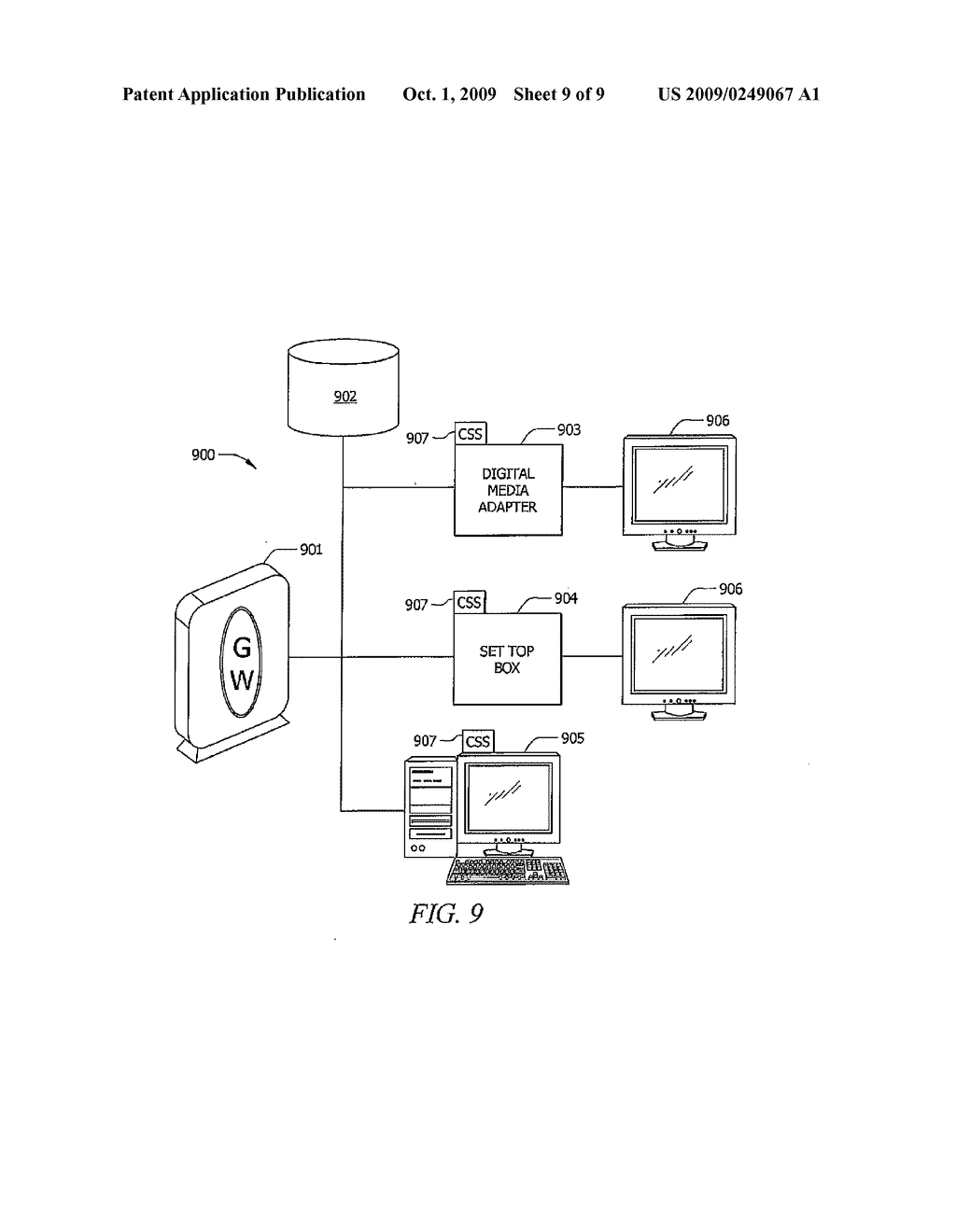 System and Method for Pre-Placing Secure Content on an End User Storage Device - diagram, schematic, and image 10