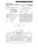 Keyboard with Programmable Keys diagram and image