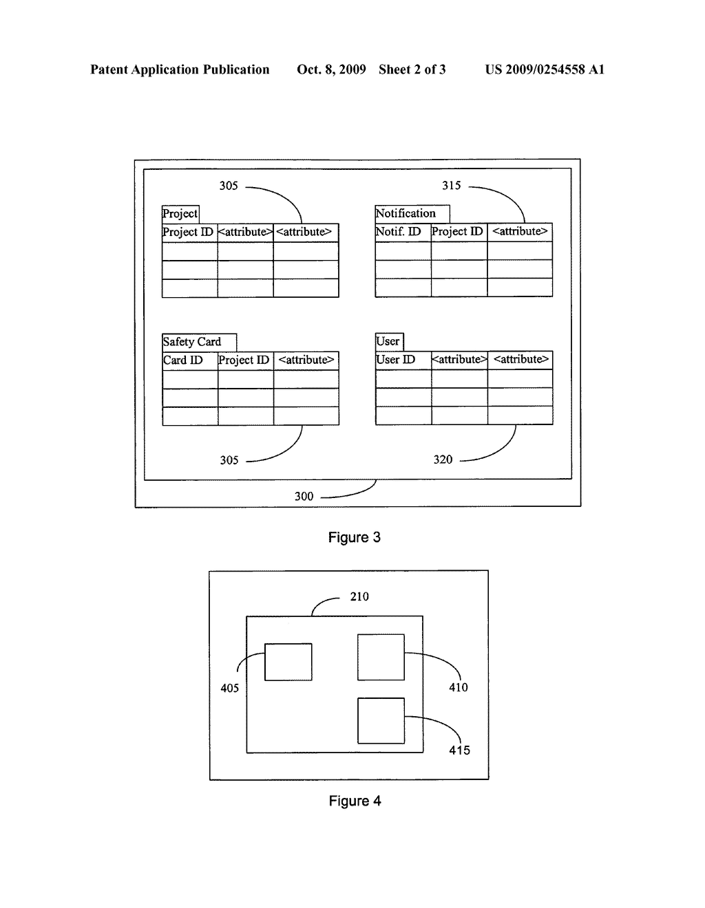 System and method of managing safety information - diagram, schematic, and image 03