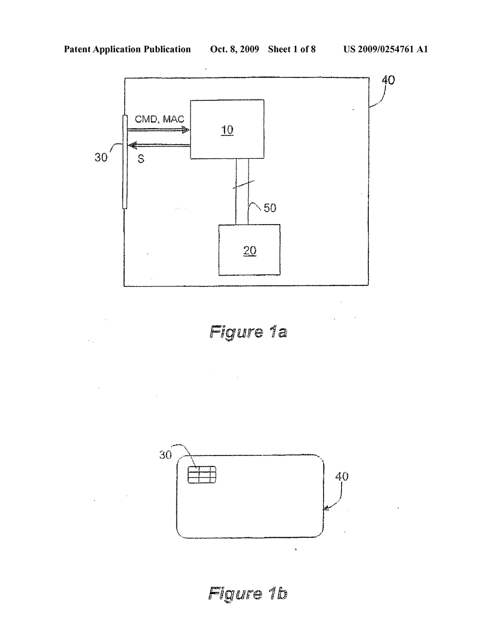 Secure data processing method and associated device - diagram, schematic, and image 02