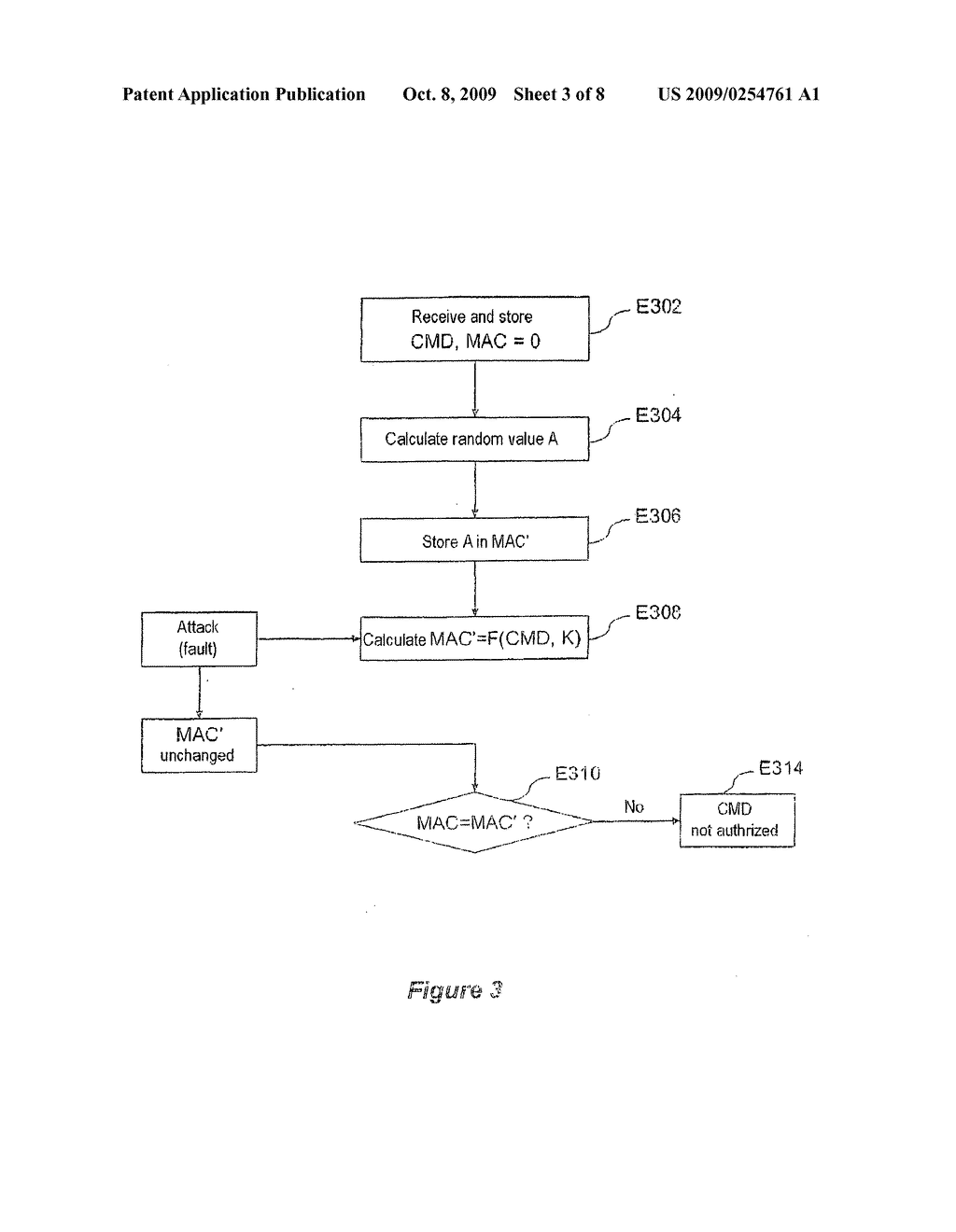 Secure data processing method and associated device - diagram, schematic, and image 04