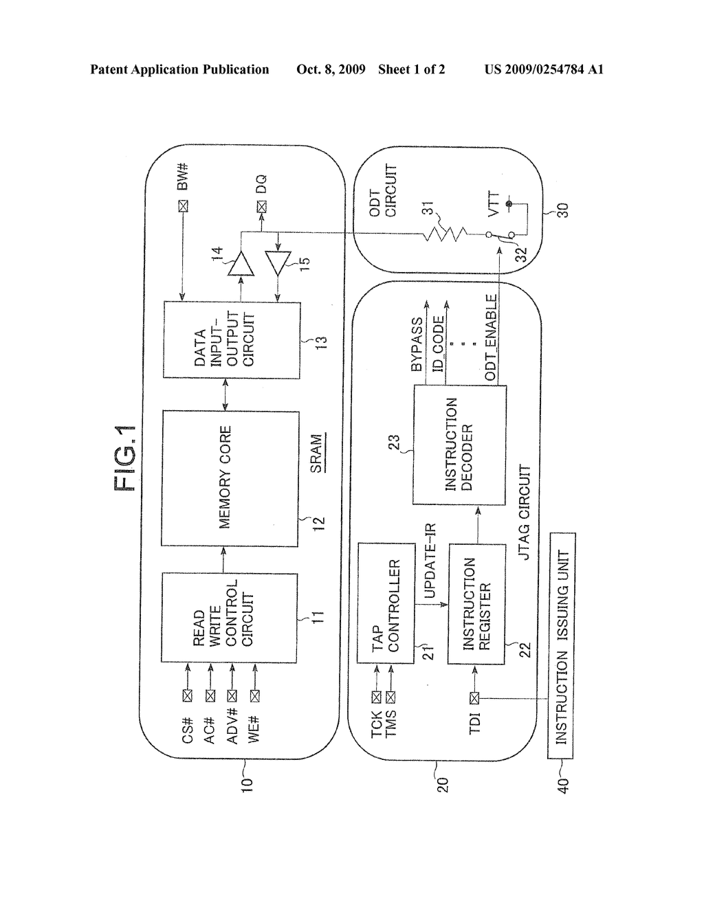 SEMICONDUCTOR MEMORY DEVICE AND SYSTEM USING SEMICONDUCTOR MEMORY DEVICE - diagram, schematic, and image 02