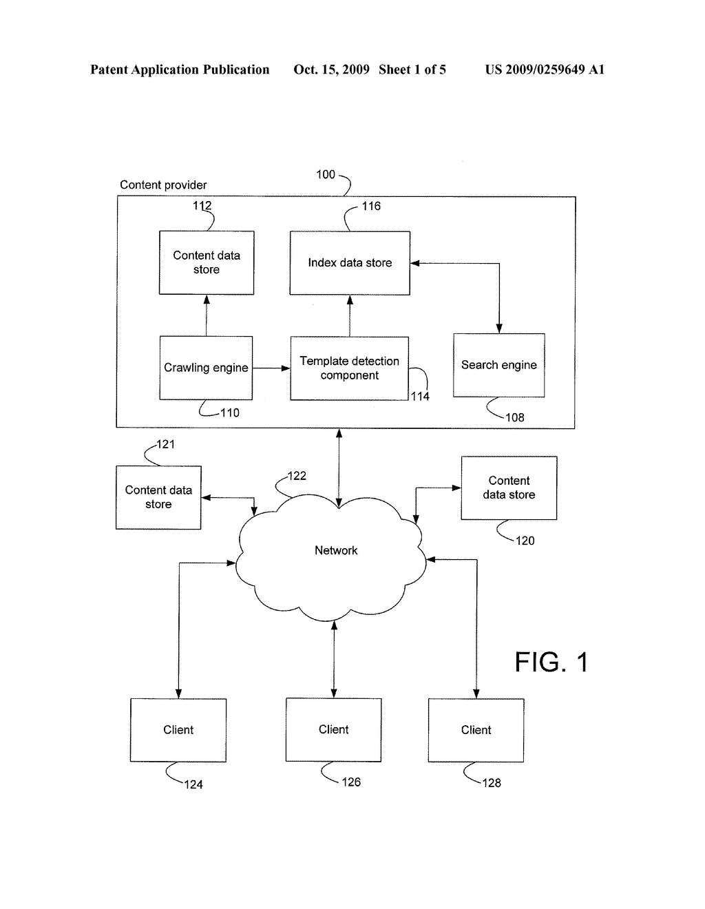 SYSTEM AND METHOD FOR DETECTING TEMPLATES OF A WEBSITE USING ...