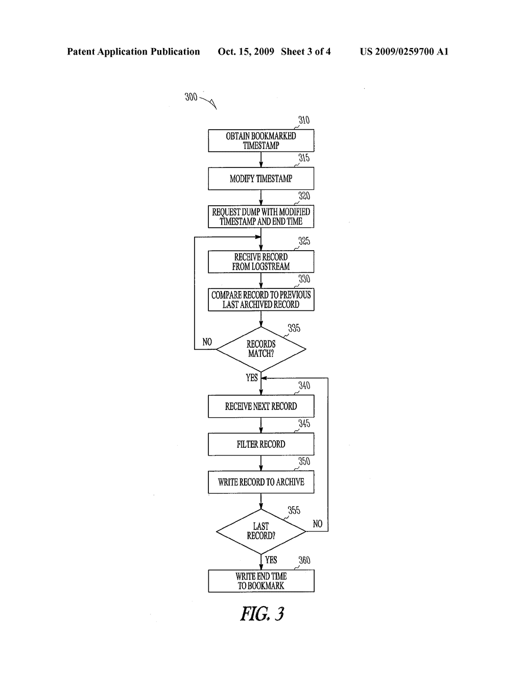 SYSTEM AND METHOD FOR LOGSTREAM ARCHIVAL - diagram, schematic, and image 04
