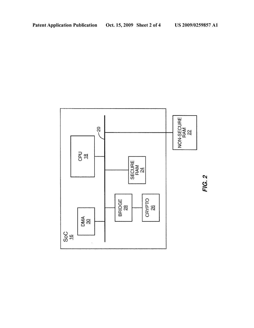 System and Method for Efficient Security Domain Translation and Data Transfer - diagram, schematic, and image 03