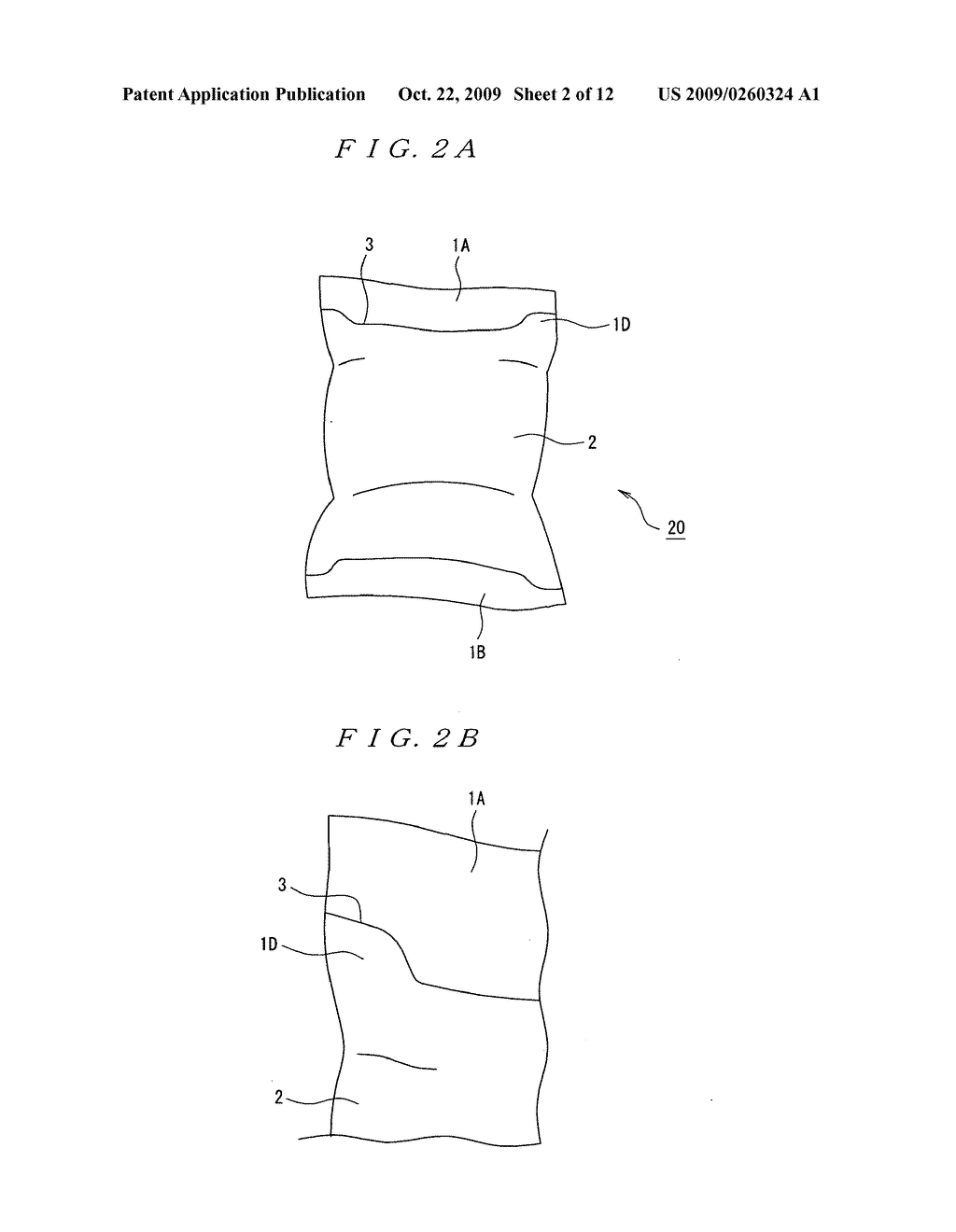 Pillow Packaging Bag, Pillow Type Packaged Body, Heat Seal Bar for Pillow Packaging Machine, and Pillow Packaging Machine - diagram, schematic, and image 03