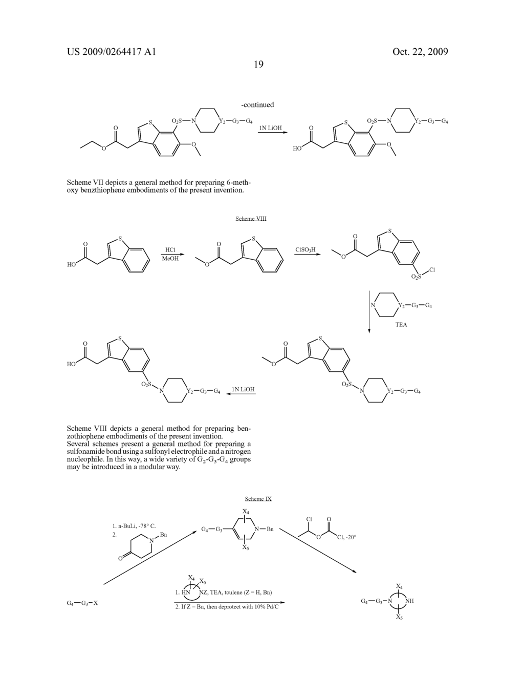 SULFONYL-SUBSTITUTED BICYCLIC COMPOUNDS AS MODULATORS OF PPAR - diagram, schematic, and image 20