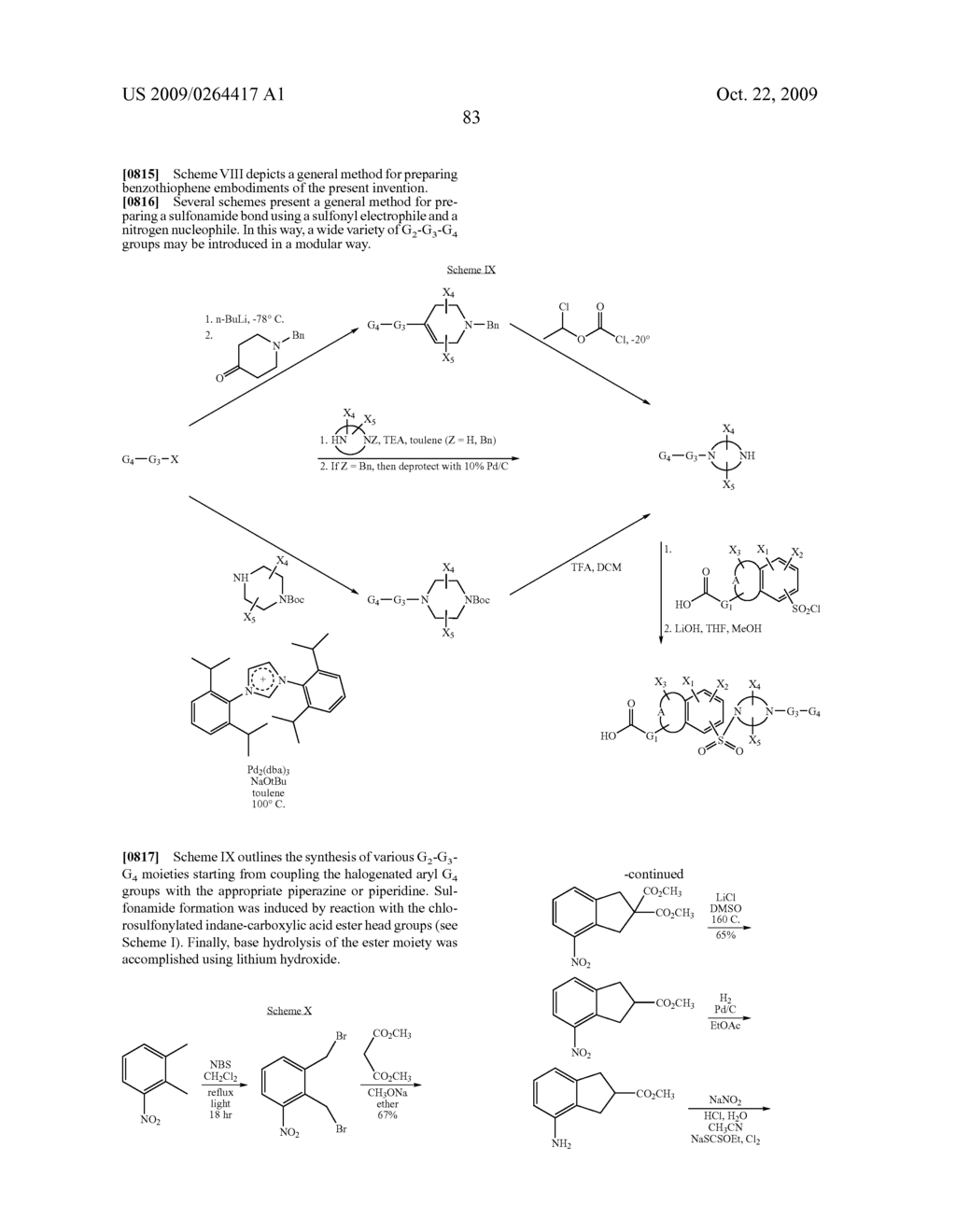 SULFONYL-SUBSTITUTED BICYCLIC COMPOUNDS AS MODULATORS OF PPAR - diagram, schematic, and image 84