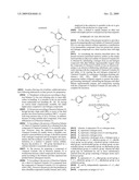 PROCESS FOR ALKYL ARYL SULFIDE DERIVATIVES AND NEW SULFIDE COMPOUNDS diagram and image