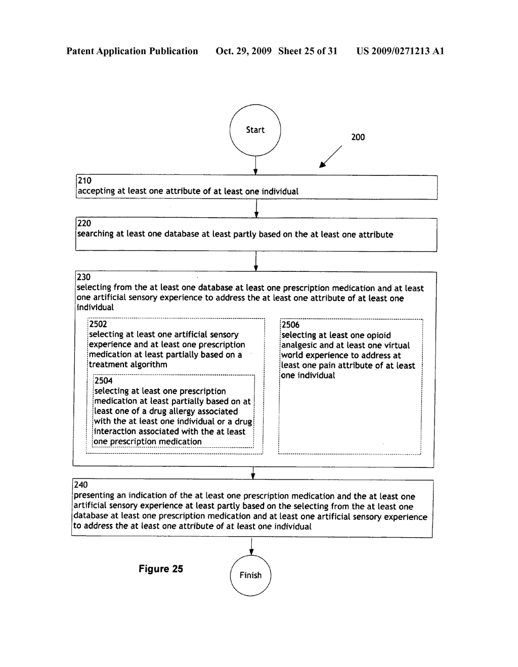 Combination treatment selection methods and systems - diagram, schematic, and image 26