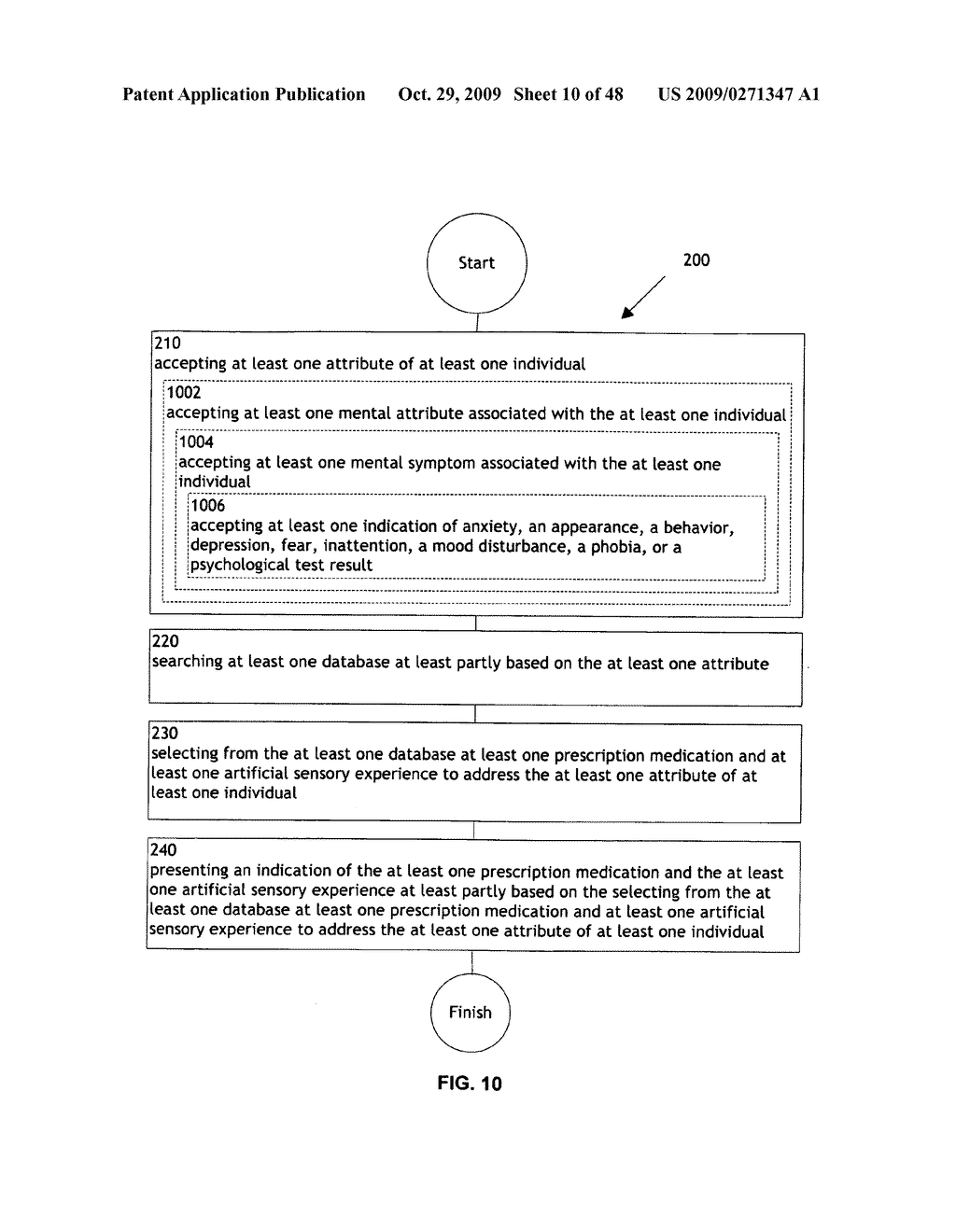 Methods and systems for monitoring bioactive agent use - diagram, schematic, and image 11