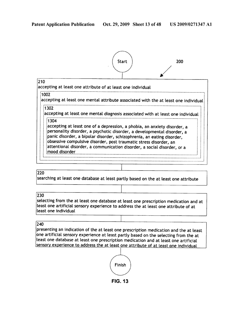 Methods and systems for monitoring bioactive agent use - diagram, schematic, and image 14