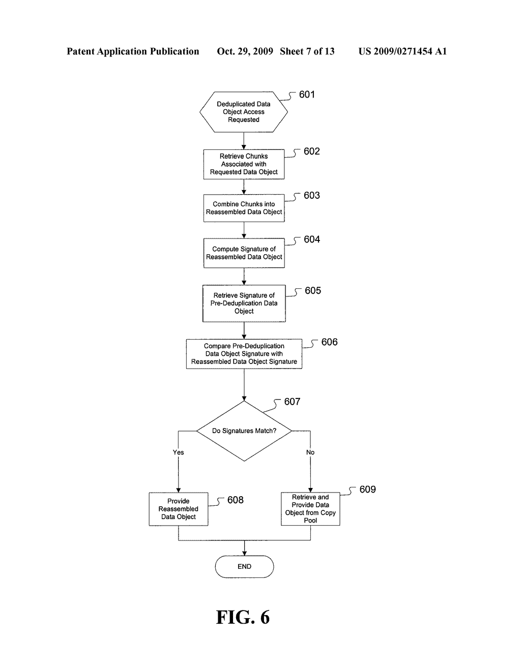 Enhanced method and system for assuring integrity of deduplicated data - diagram, schematic, and image 08