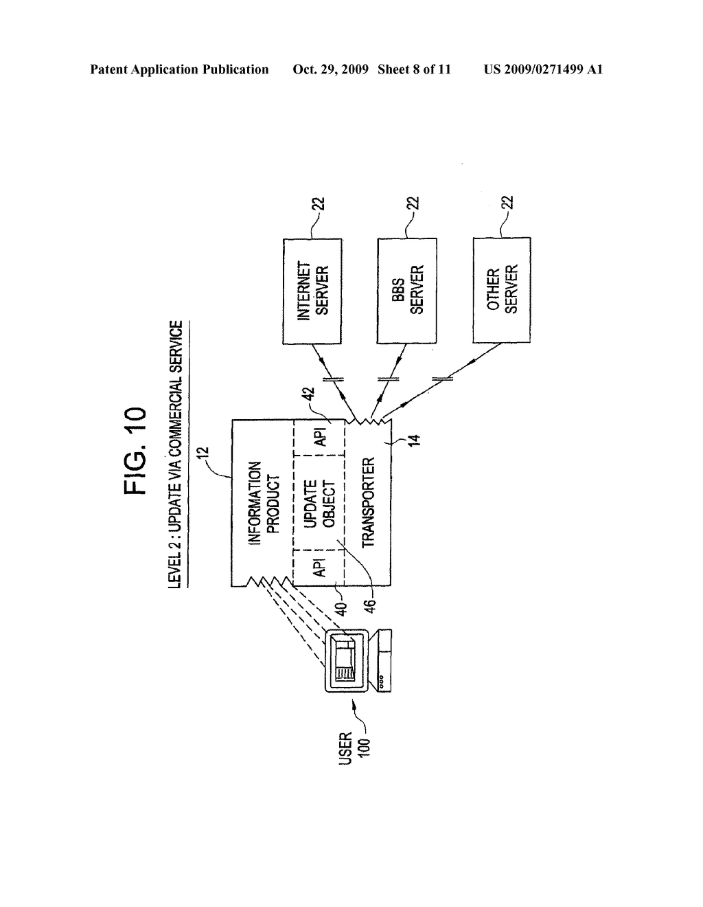 Software and Method for Monitoring A Data Stream and for Capturing Desired Data Within the Data Stream - diagram, schematic, and image 09