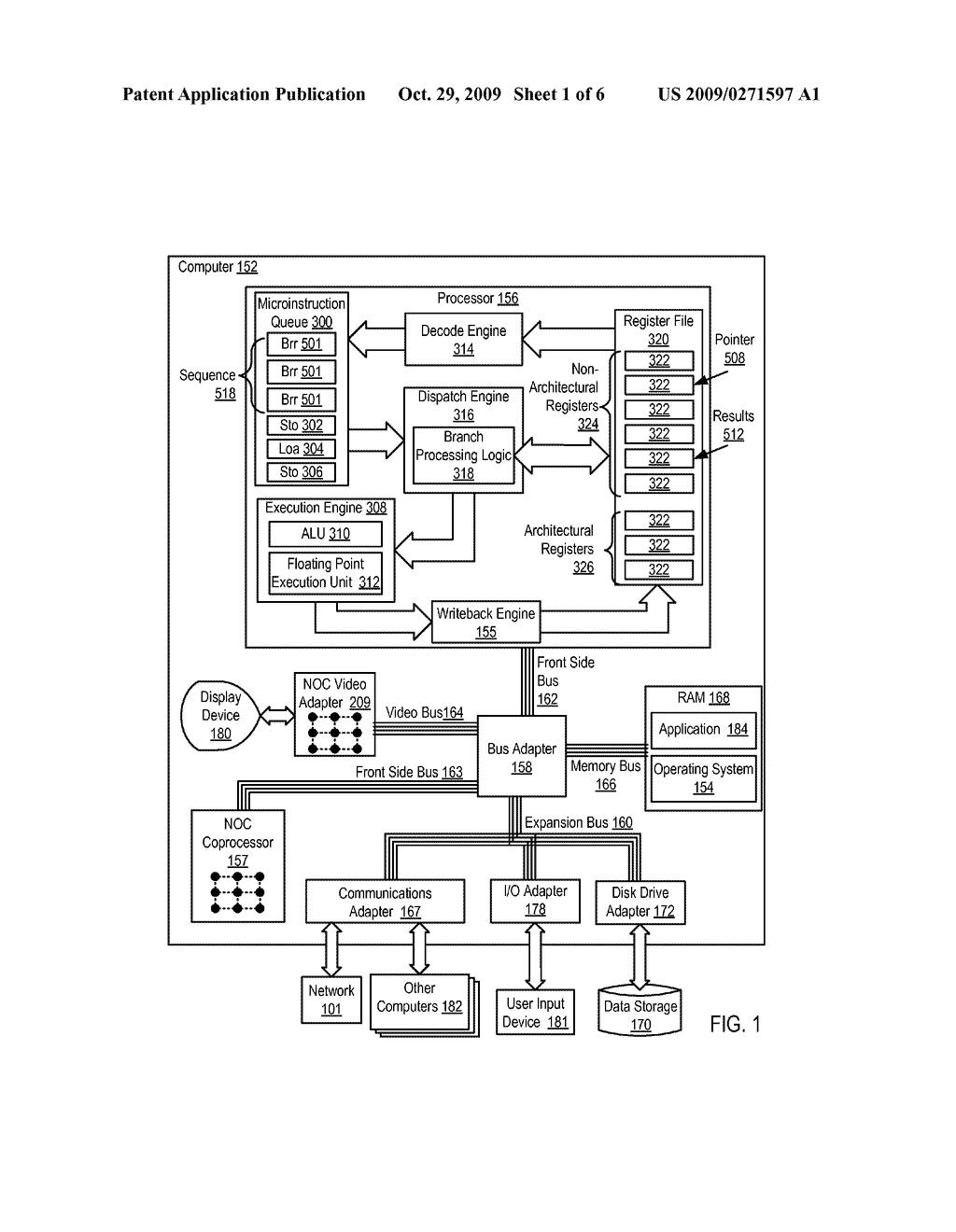 Processor Diagram Processor Diagram