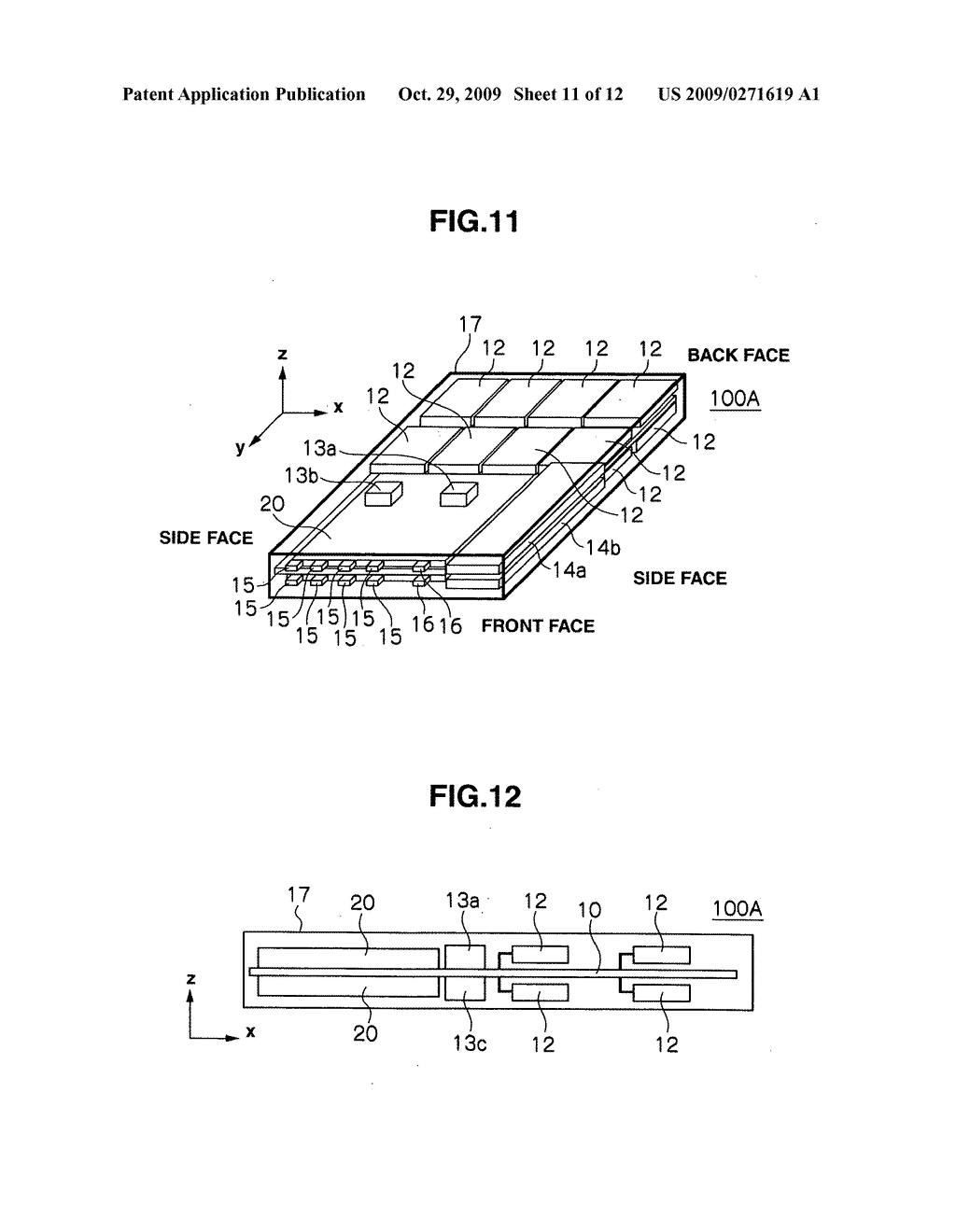 External storage apparatus and method of preventing information leakage - diagram, schematic, and image 12
